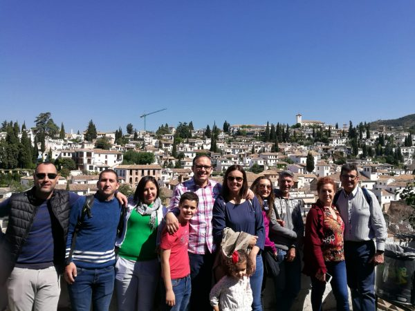 Granada Alternativa Free walking Tour