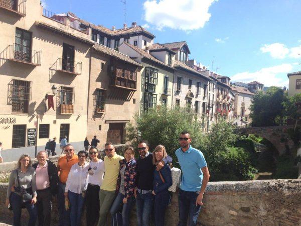 Granada Alternativa Free Tour