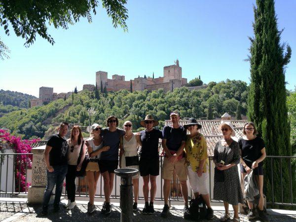 Free Tour Granada Alternativa