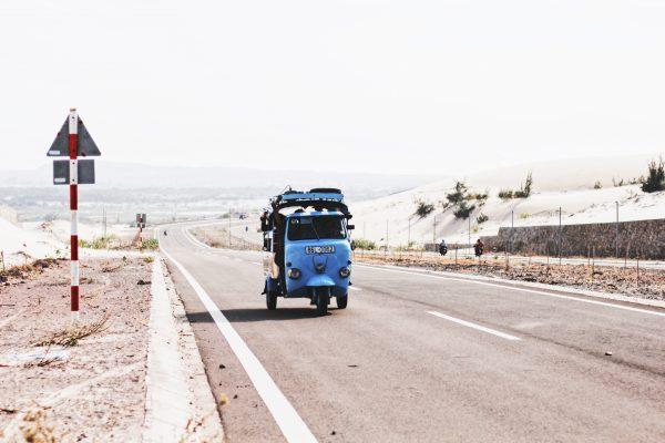 Echate a la carretera con nuestros Road Trip