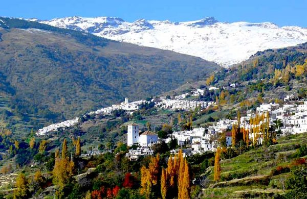 Granada Alternativa alpujarras road trip