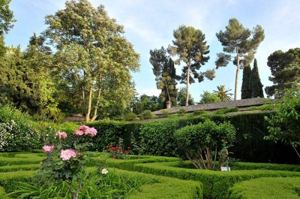 Jardin Nazarí Granada Alternativa