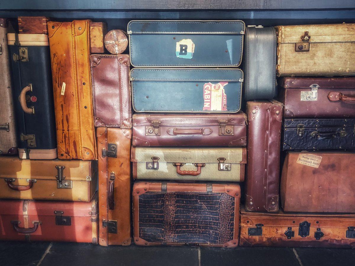 Consigna de maletas Granada Alternativa left-luggage