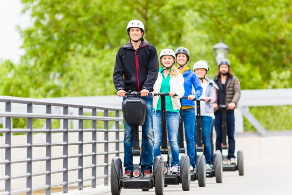 Segway Tour Secrets of Granada Tour en Segway Granada Secreta