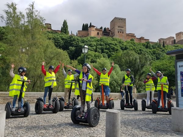 Segway tour low cost