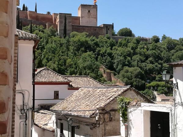 tour albaicin granada alternativa Tour and guided visits in Granada