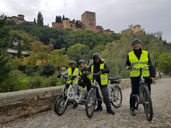 Tour en Bicicletas eléctricas