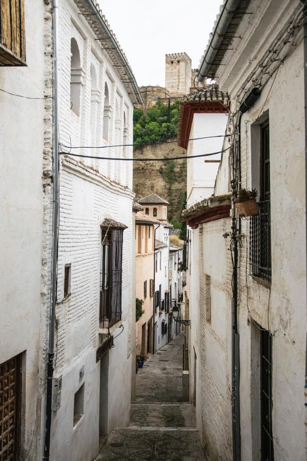 Albaicin Alhambra Granada Alternativa