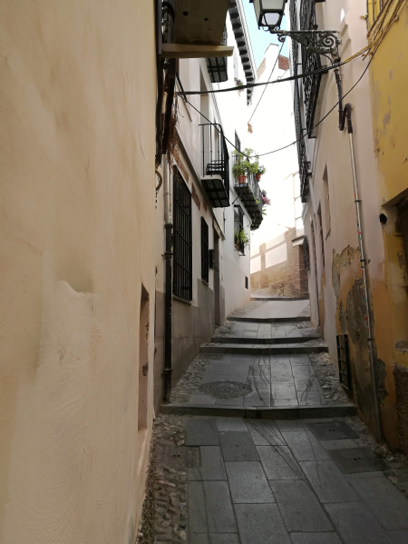 Realejo Barrio Judio Granada Alternativa
