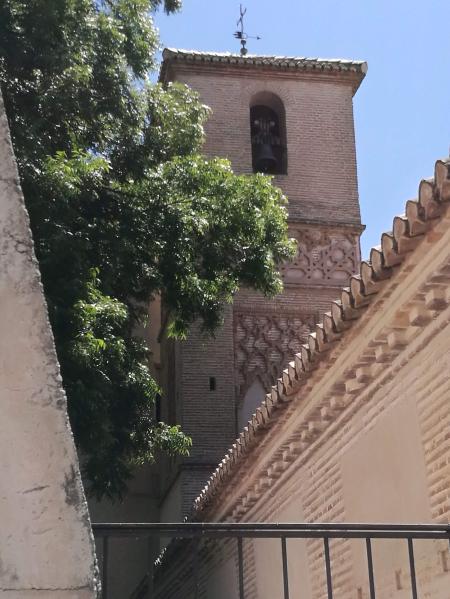 Minarete Almohade Granada Alternativa